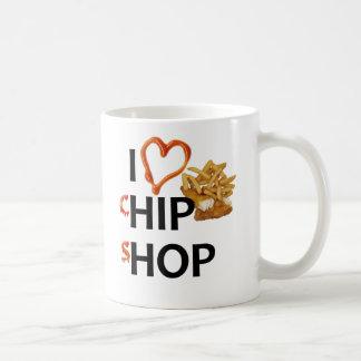 Chip Shop Mug