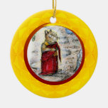 CHIP THE MONK CHRISTMAS TREE ORNAMENTS
