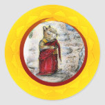CHIP THE MONK STICKERS
