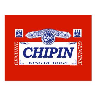 Chipin Postcard