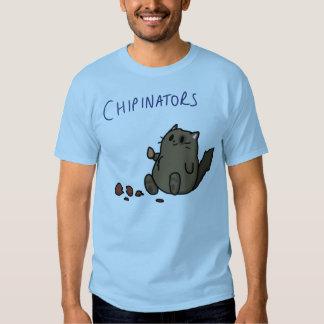 Chipinators Playera