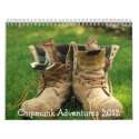 Chipmunk Adventures 2012 Calendar calendar