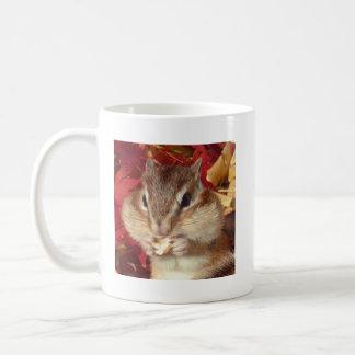 Chipmunk and Autumn (6) photo Coffee Mug