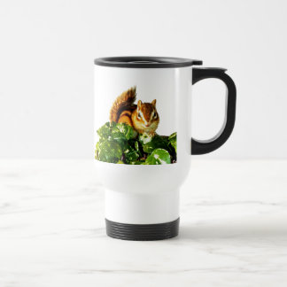 Chipmunk and The small butler of the forest Mugs