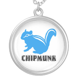 Chipmunk, ardilla colgante redondo