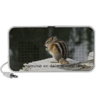Chipmunk Bathtime de CBAT iPhone Altavoz