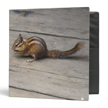 everydaylifesf Chipmunk Binder