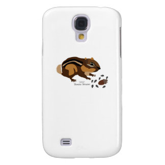 Chipmunk Galaxy S4 Covers