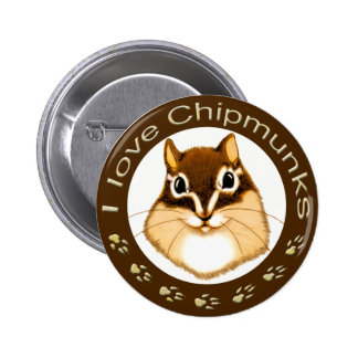 Chipmunk_ Circle_11 Button