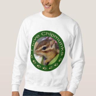 Chipmunk_ Circle_3 Sweatshirt