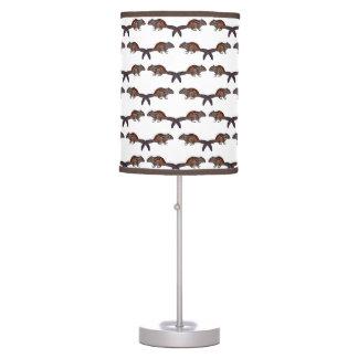 Chipmunk Frenzy Lamp (Choose Colour)
