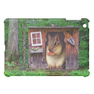 Chipmunk Hut Case For The iPad Mini