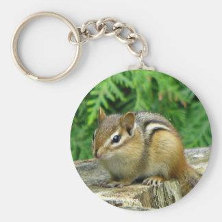 Chipmunk I Keychain