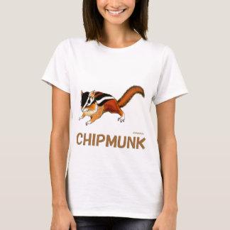 Chipmunk illustration (2) T-Shirt