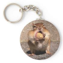 Chipmunk - Keychain