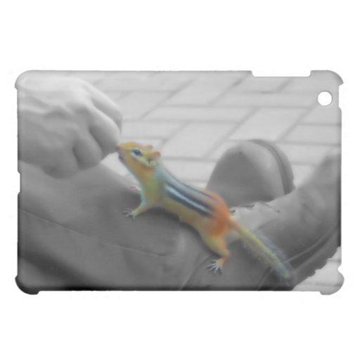 Chipmunk Lunch iPad Mini Case