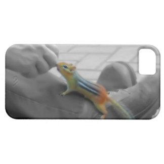 Chipmunk Lunch iPhone SE/5/5s Case