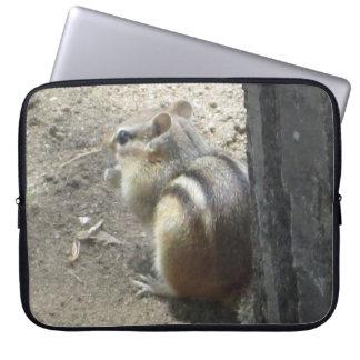 Chipmunk Midland Ontario Laptop Computer Sleeves
