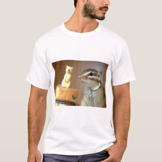 Chipmunk photo (13) T-Shirt