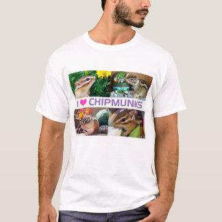 Chipmunk photo (26) T-Shirt