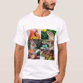 Chipmunk photo (26) type2 T-Shirt