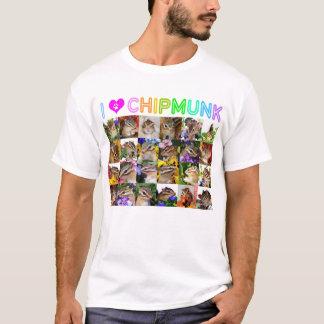 Chipmunk photo (29) T-Shirt