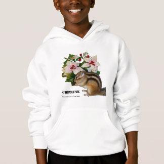 Chipmunk photo (2) hoodie