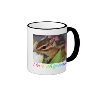 Chipmunk photo 30-10 coffee mugs