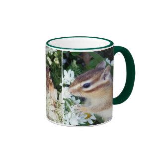 Chipmunk photo (30-19) mug