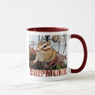 Chipmunk photo (30-6) mug