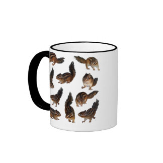 Chipmunk photo (31) coffee mug