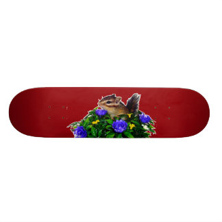Chipmunk photo (4) type1 skateboard