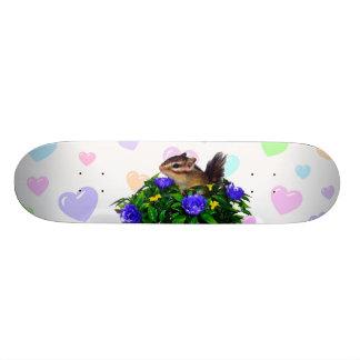 Chipmunk photo (4) type1 skate deck