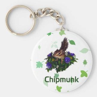 Chipmunk photo (4) type5 keychains