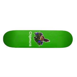 Chipmunk photo (4) type5 skate deck