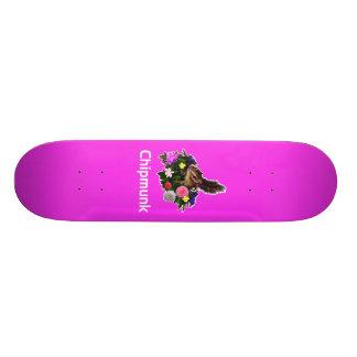 Chipmunk photo (4) type5 custom skateboard