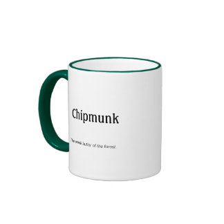 Chipmunk photo (7) mugs
