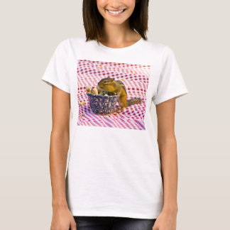 Chipmunk Picnic T-Shirt