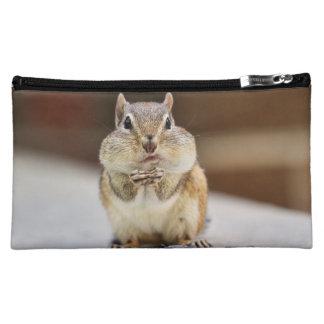 Chipmunk Picture Makeup Bags