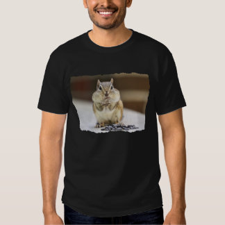 Chipmunk Picture T-Shirt