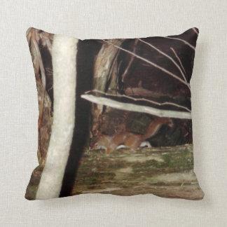 Chipmunk Pillow