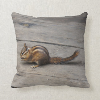 Chipmunk Pillow