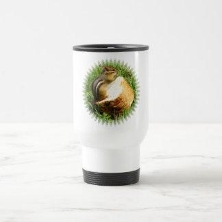 Chipmunk que dice tolerancia taza térmica
