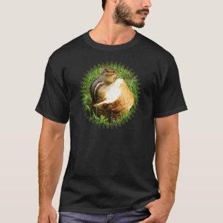 Chipmunk saying grace T-Shirt