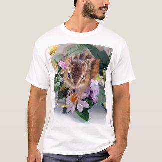 chipmunk, Squirrel and photo (7-15) T-Shirt