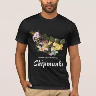 chipmunk, Squirrel and photo (7-16) T-Shirt