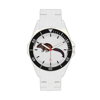 Chipmunk Watch (Choose Colour)