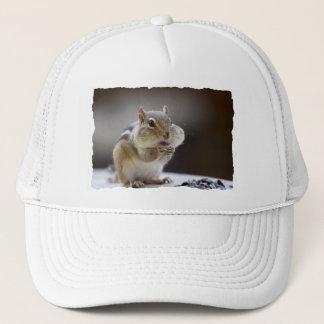 Chipmunk with Cheeks Full Photo Trucker Hat