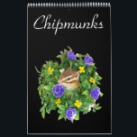 "chipmunk&#39;s calendar (All countries)<br><div class=""desc"">(C) PUKYUU-Japan</div>"