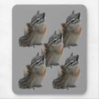 Chipmunks Mousepad